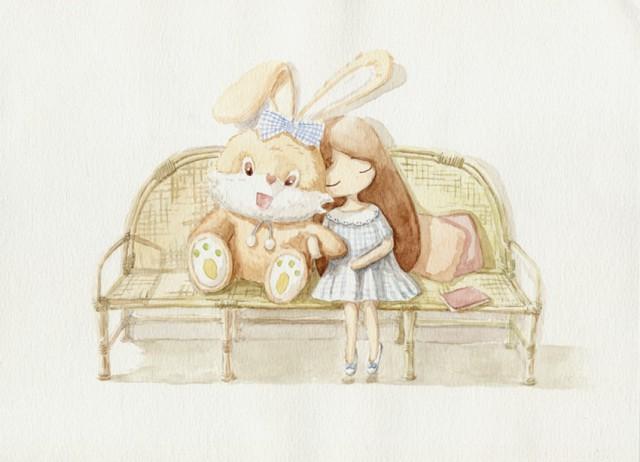 Hy.Cony_我和兔子