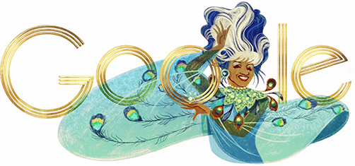 Celia Cruz's 88th Birthday