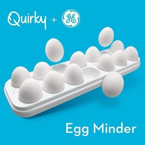 智能鸡蛋盒