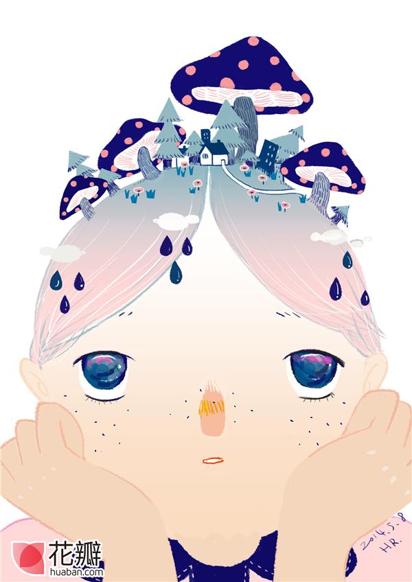 蘑菇小姐1