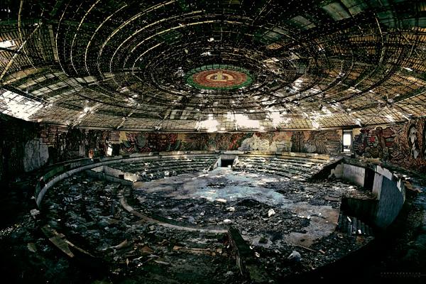 建筑:废弃也是一种美