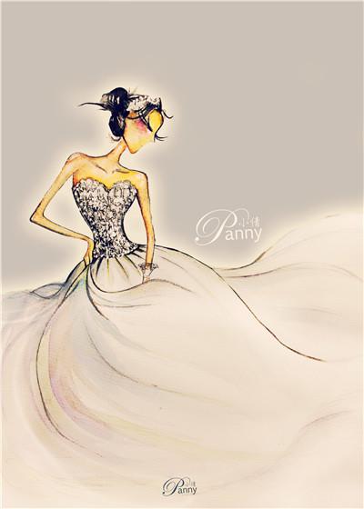 婚纱设计 (1)