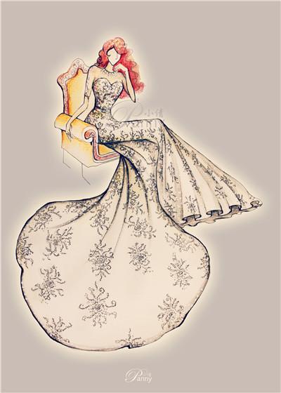 婚纱设计 (5)
