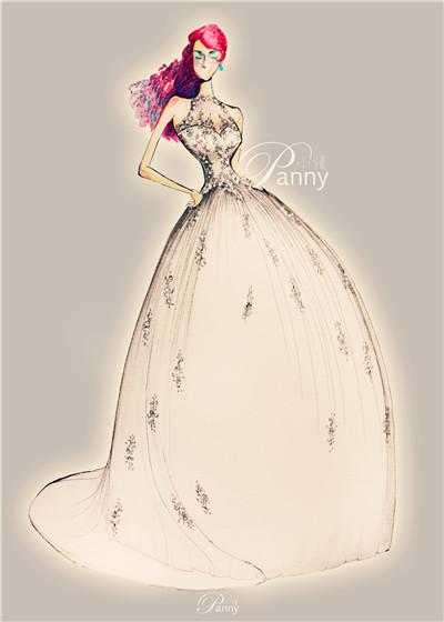 婚纱设计 (6)