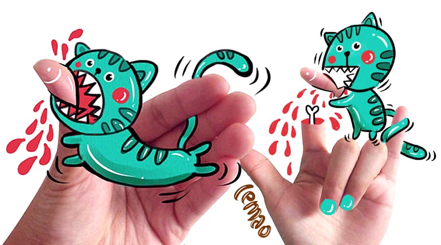 Lemao:喵星插画师