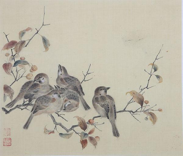 五只鸟副本