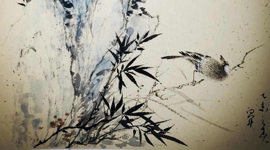 李向军:细腻古典的自然灵感