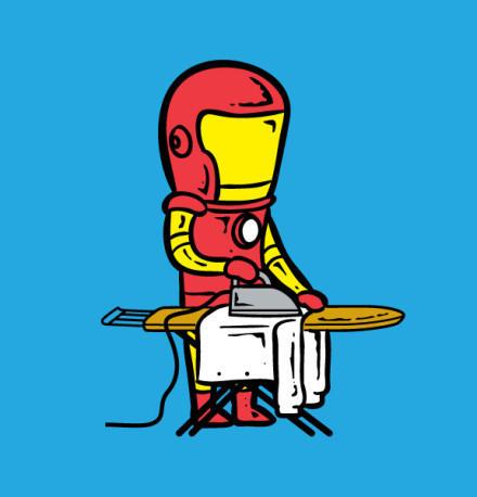 超级英雄打工记