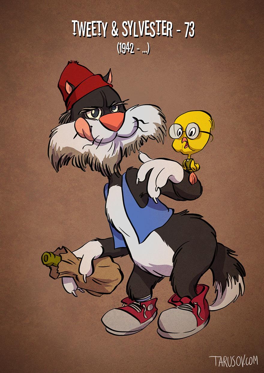 Tweety & Sylvester – 73 (1942 – …)