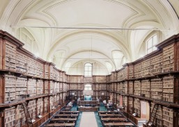 Biblioteca Angelica, Roma, Italy, 2012