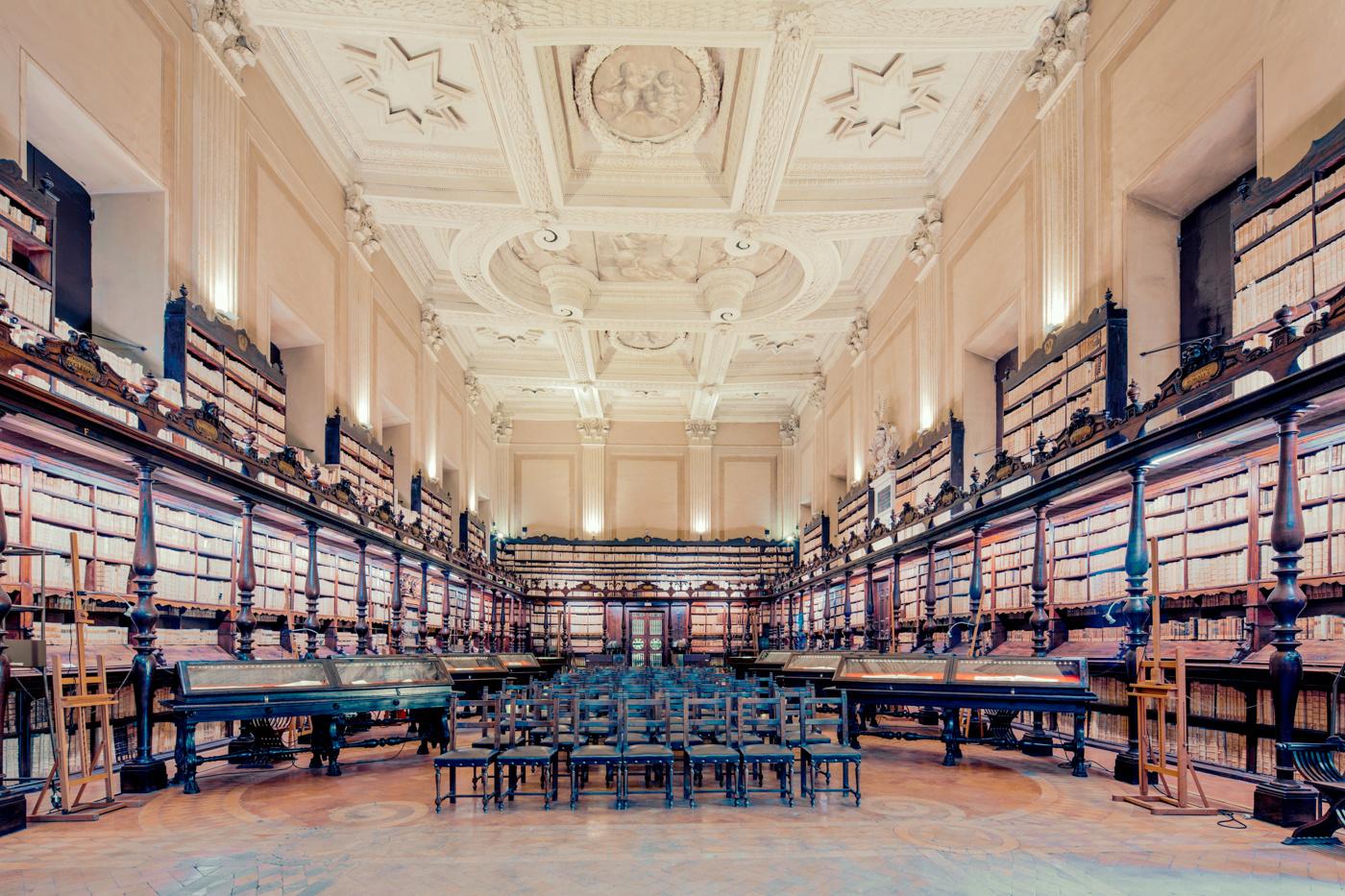 The Biblioteca Vallicellia #1, Roma, Italy, 2013