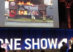 Burning Stores