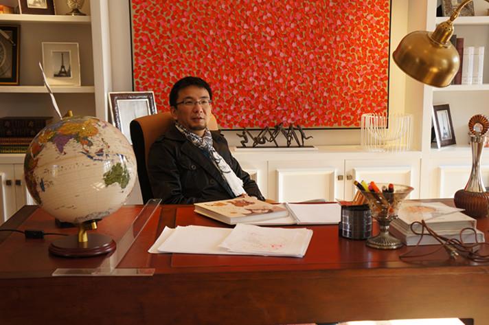 杨聿峰:做动漫的理想主义者