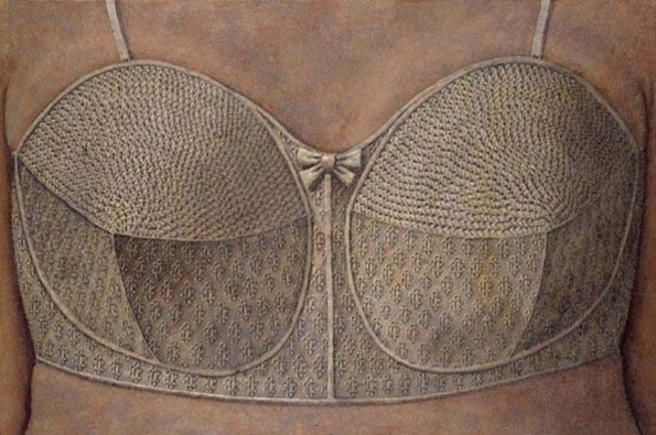 Domenico Gnoli:意大利超现实主义画家