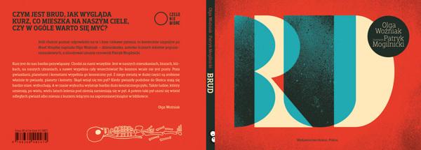 书籍设计:BRUD | DIRT
