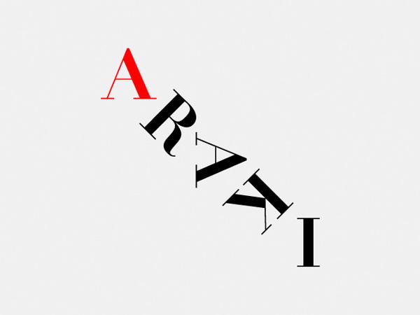 Wangzhihong:字体设计