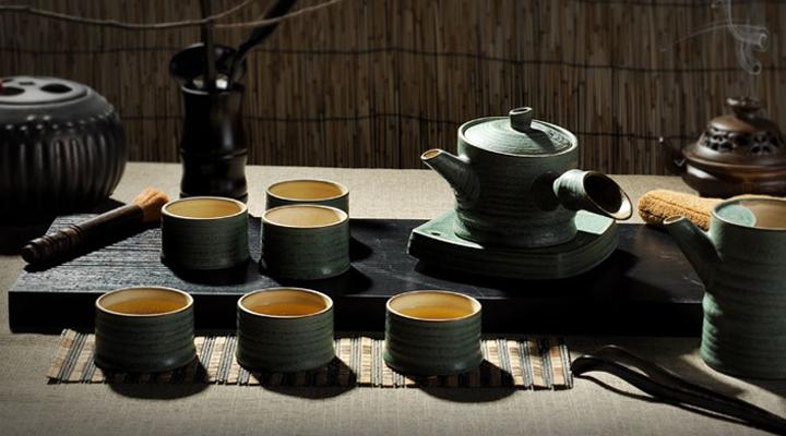 设品:品茶,慢生活