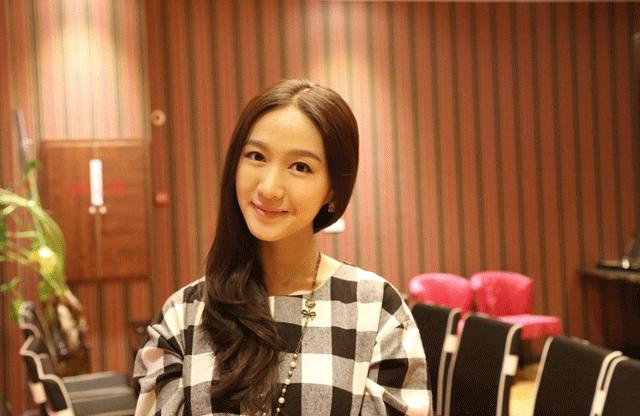 Alina小迪:素食簿里的正能量