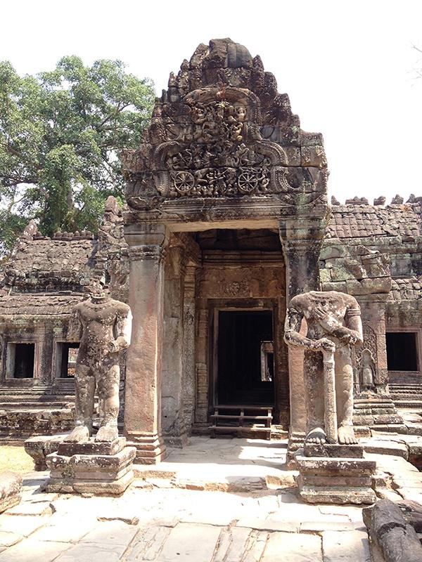 花瓣旅行:冬季去柬埔寨看吴哥窟