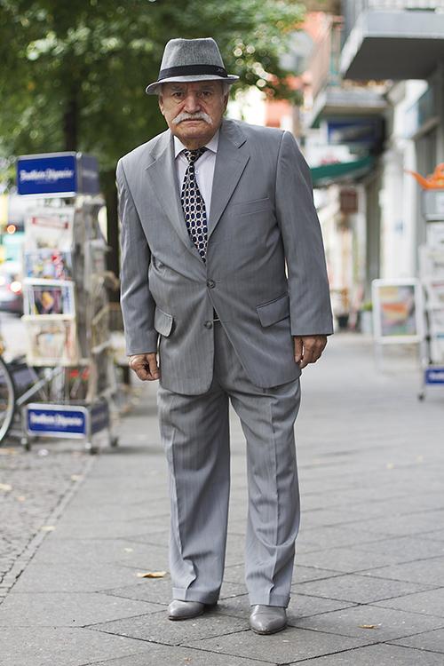 摄影师Zoe:「Ali老头今天穿啥?」时尚创意街拍