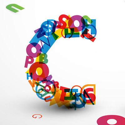 「Christmas」字母的9种创意设计