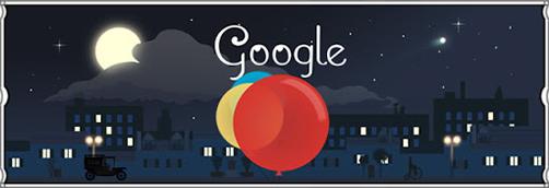 Google Doodle:2013年谷歌涂鸦集