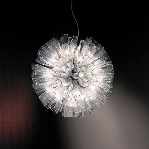 花瓣家居:千种创意吊灯点亮生活空间
