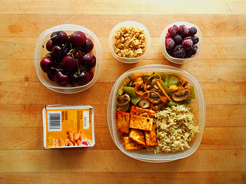 花瓣美食:减肥必成的美味素食清单