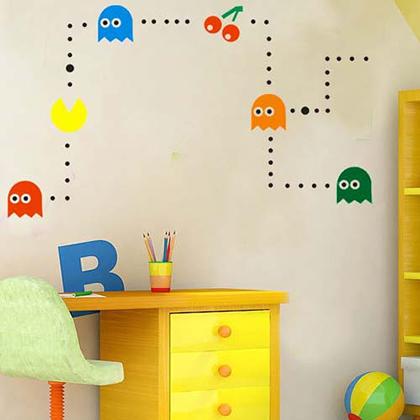 花瓣家居:创意趣味墙贴,打造个性生活空间