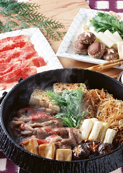 花瓣美食:寿喜烧,冬天宅家必吃的美食