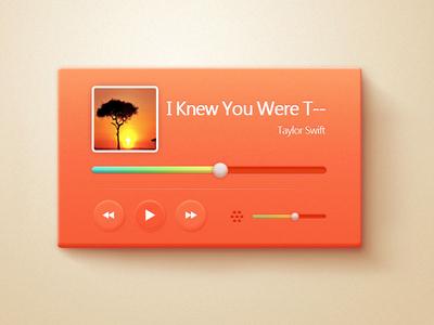 音乐app极简UI设计,让聆听更有美感