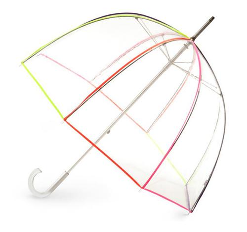 设品:创意个性雨伞,享受雨中浪漫
