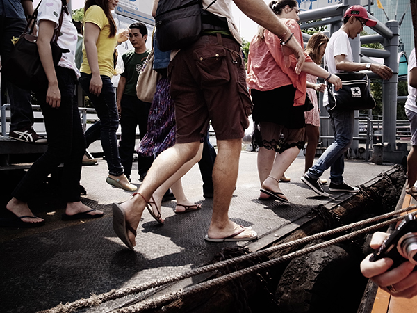 花瓣旅行:行走在微笑的国度-泰国