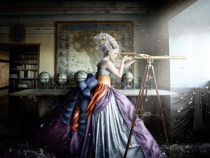 Alexia Sinclair :梦回古堡