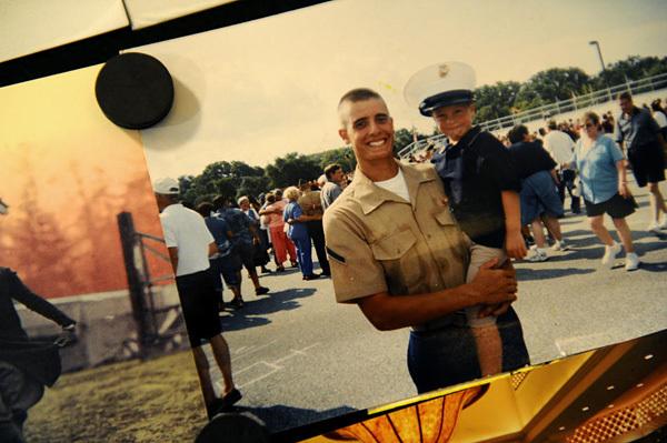 公益摄影:退伍士兵Scott Ostrom的故事