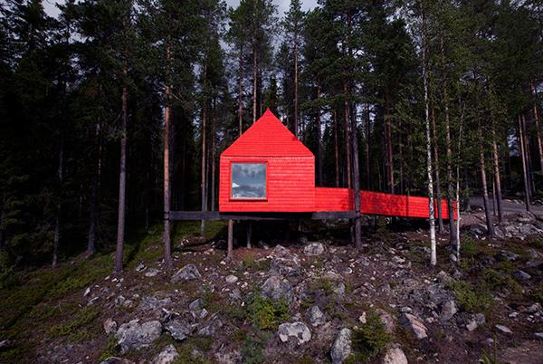 住进世界上最梦幻的 50 个树屋