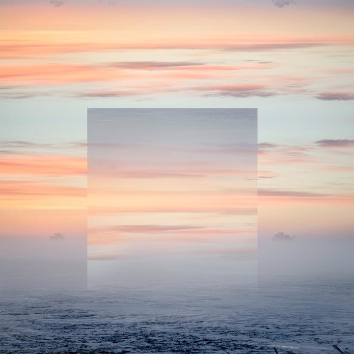 用几何线条重构风光摄影之美
