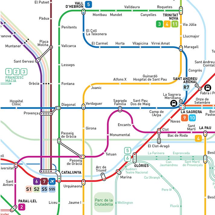 「INAT」,去世界12个城市必备的地铁地图