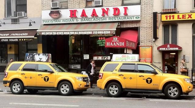 曼哈顿那些地道的南亚餐馆