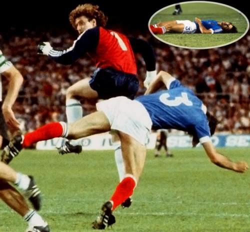 世界杯历史上最经典的二十个瞬间