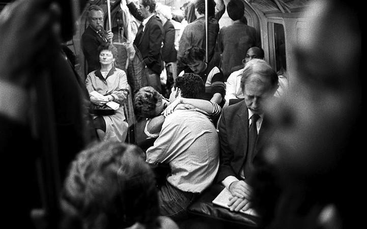 封存了半个世纪的伦敦地铁轶事
