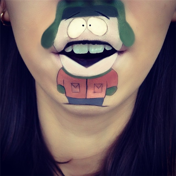 make up art lips (1)