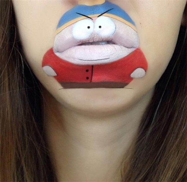 make up art lips (5)