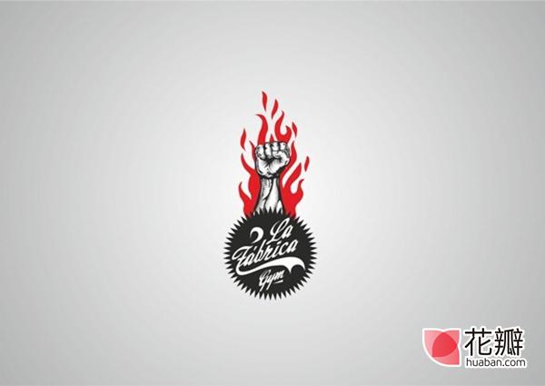 复古简约的品牌LOGO设计