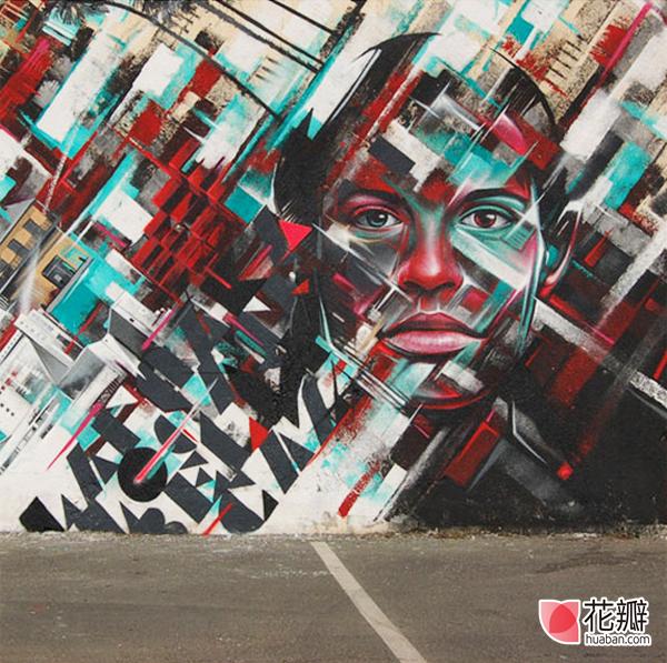 街头艺术,有才!任性!
