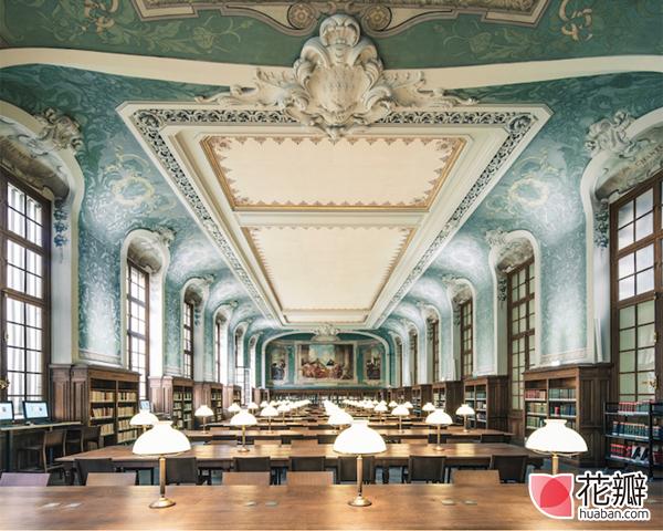 那些堪称艺术作品的图书馆