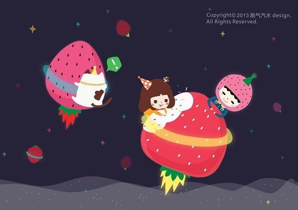 蘑菇少女的梦幻之旅