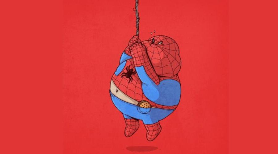 胖子都是潜力股