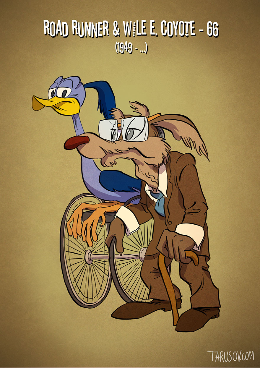 Road Runner & Wile E. Coyote – 66 (1949 – …)